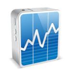 2014年度 月別資産評価額の推移